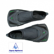 Aquasphere pinna microfins
