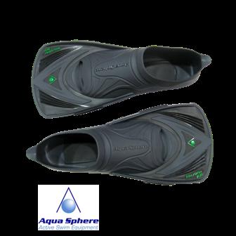 Aquasphere pinna microfins