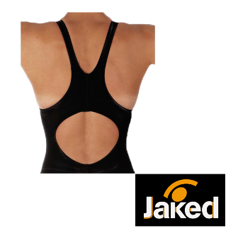 Jaked J07 FWS Body Short Black PARTICOLARE BACK