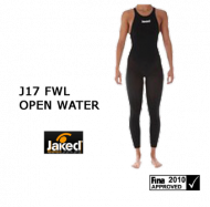 Jaked costume J17 FWL OPEN WATER NERO