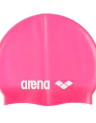 Arena Classic Silicone FUXIA