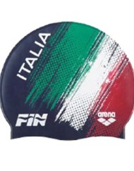 Arena Cuffia Italia Blu