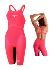 Speedo costume donna new elite VALOR ROSSO