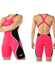 Speedo costume donna new racer INTENT ROSSO